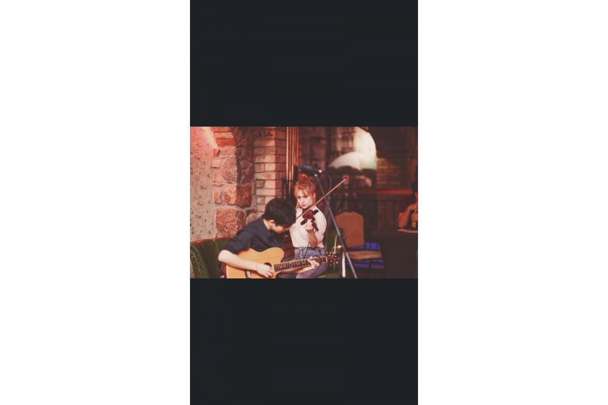 Oprawa muzyczna ślubu, skrzypce gitara wokal