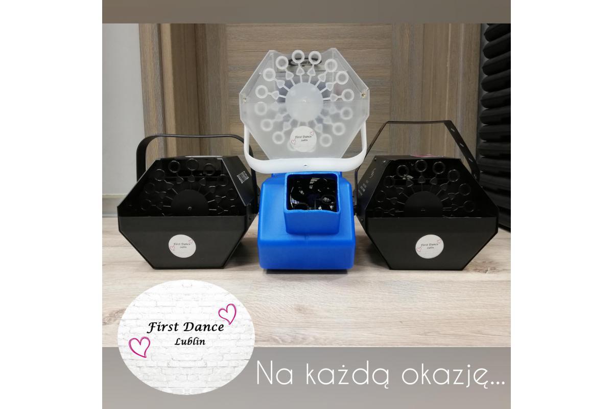Maszyny do baniek mydlanych
