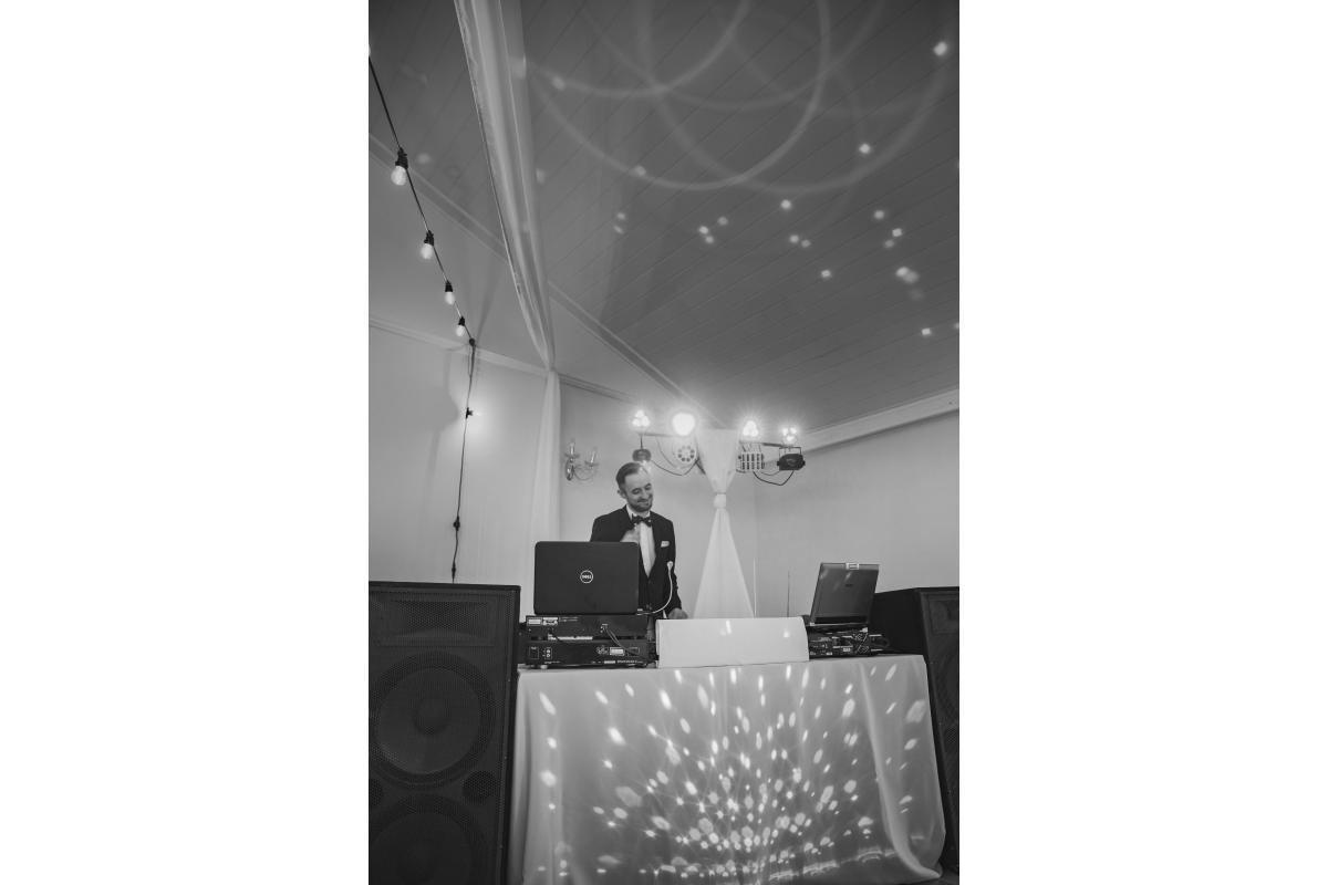 Dj Blue - dj i konferansjer na niezapomniane wesele