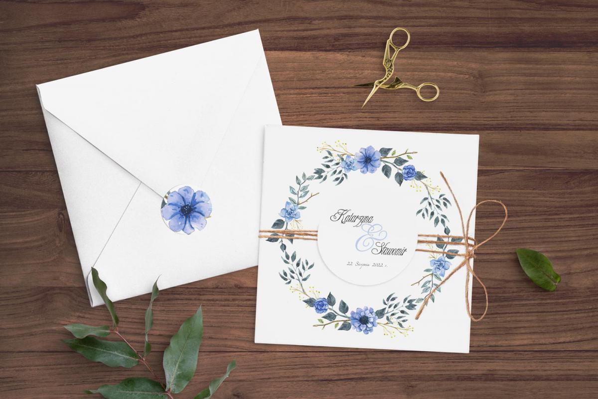 Eleganckie zaproszenia ślubne, unikatowe wzory i motywy