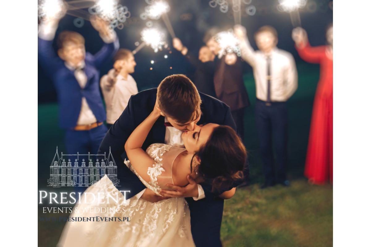 PresidenT Events&Weddings Kompleksowa Organizacja Ślubu i Wesela