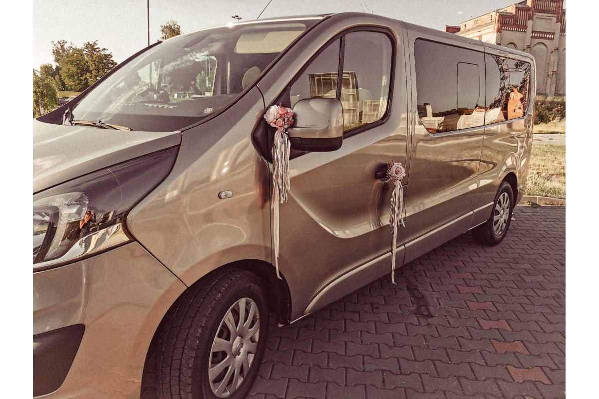 Busikiem - Wynajem busa z kierowcą, transport gości weselnych licencja