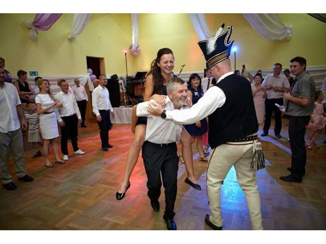 Zbójnickie wesele z niezapomnianymi atrakcjami KARPACKIE ZBÓJE