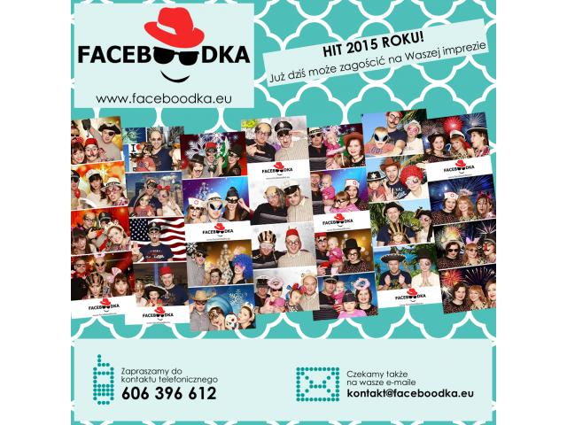 Faceboodka - Twoja mobilna fotobudka