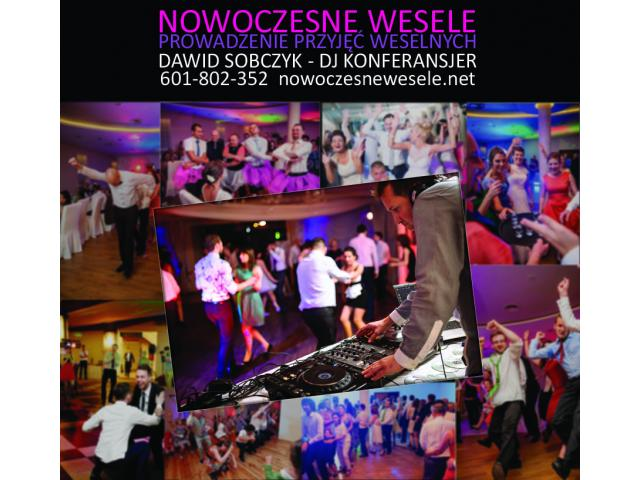 DJ na Wesele Poprawiny Kraków Małopolska