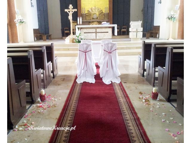 Kwiatowe Kreacje - dekoracje, kwiaty do ślubu
