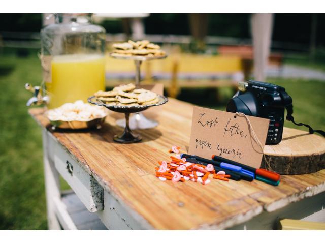 The Wedding Day - planowanie i organizacja przyjęć