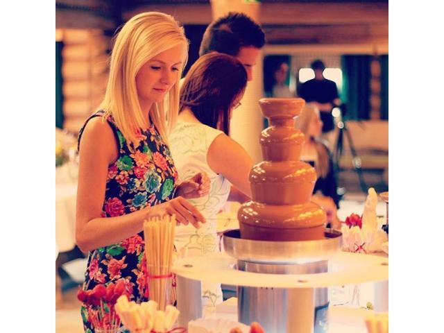 Fontanna czekoladowa- Imprezowy-raj