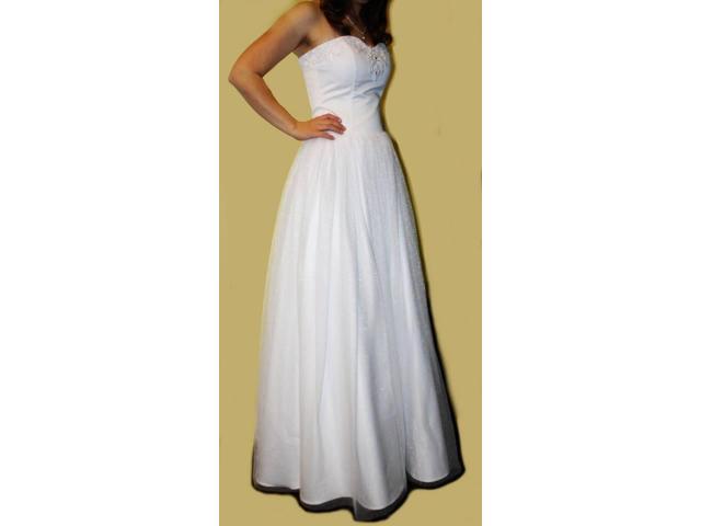 Suknia ślubna marzeń - szyta na miarę