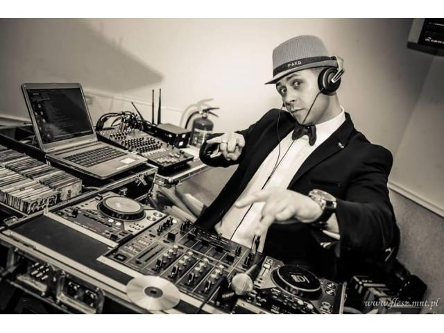 DJ' Wodzirej Artur Wasilewski