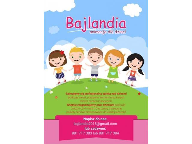 Bajlandia animacje dla dzieci