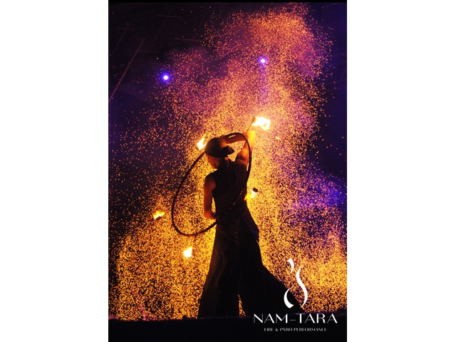 NAM-TARA | Profesjonalne fireshow oraz teatr ognia