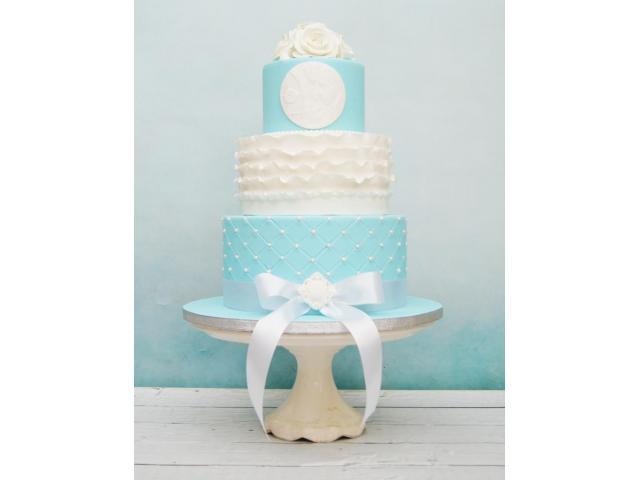 Wyjątkowe torty weselne w stylu angielskim i nie tylko!!!