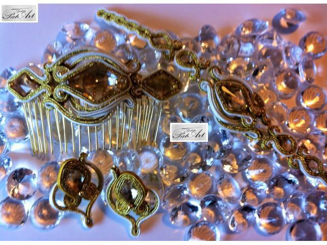 Niepowtarzalna biżuteria ślubna