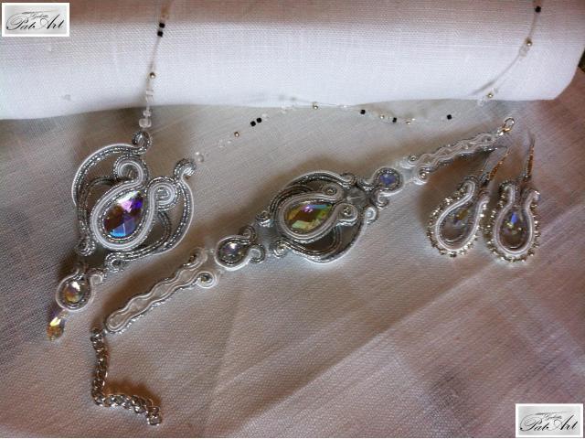 Niezwykła biżuteria ślubna