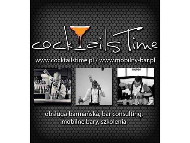 Catering barmański - bar mobilny