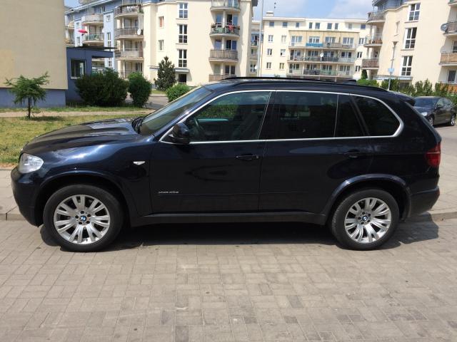 BMW X5 M-PAKIET