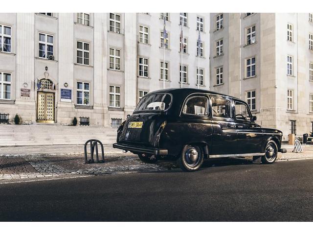 Samochód weselny - Taxi London, Limuzyna weselna
