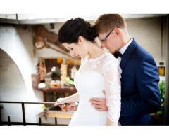 Tomasz Rajs - fotografia ślubna
