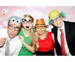 Party Radar - Najlepsza budka fotograficzna na wesele.