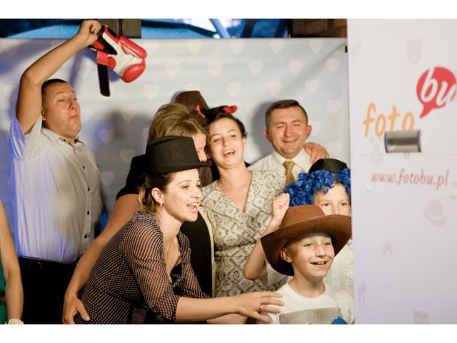 Fotobudka to nie tylko wyjątkowe zdjęcia, ale przede wszystkim świetna zabawa!!