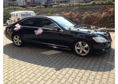 Mercedes Klasy S W221 Long Panorama AMG