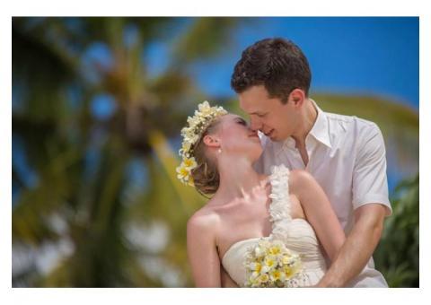MAURITIUS ślub na plaży
