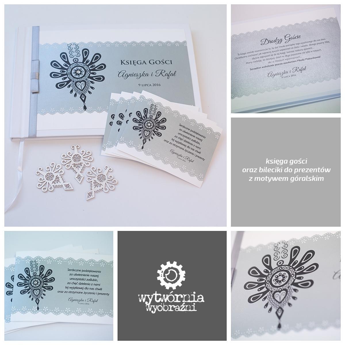 Poligrafia ślubna Nowy Trag Portal ślubny Organizacja ślubu I