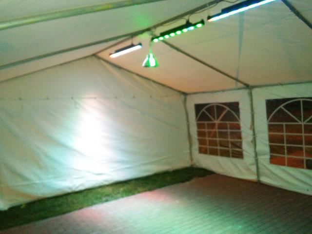 Wynajem namiotów bankietowych