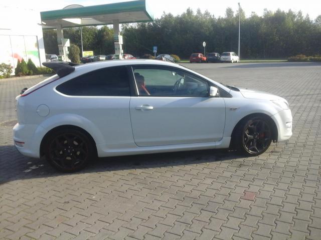 Sportowym autem do ślubu ;)?? Focus ST Mk2