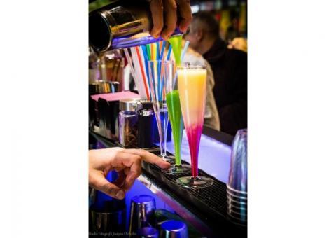Barman na Wesele Drink Bar na Wesele Białystok, Bielsk Podlaski, Łomża, Łapy, Zambrów
