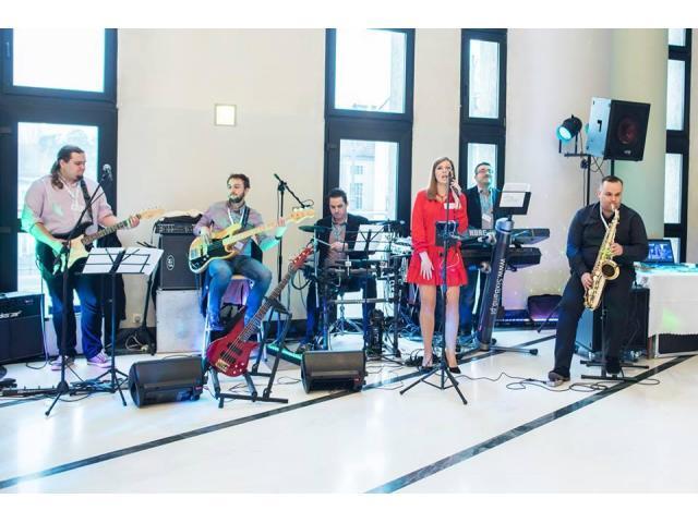 Six Band - zespół muzyczny na wesele, event