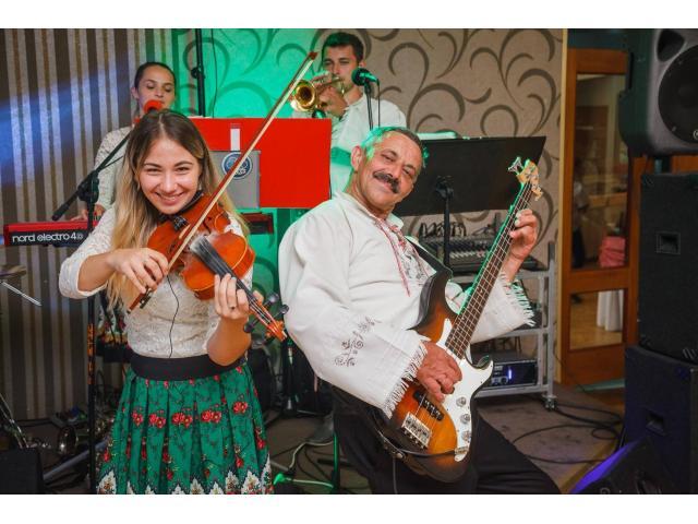 Kapela Orawianie profesjonalny zespół na wesele w góralskim klimacie: Kraków, Myślenice, Wadowice.