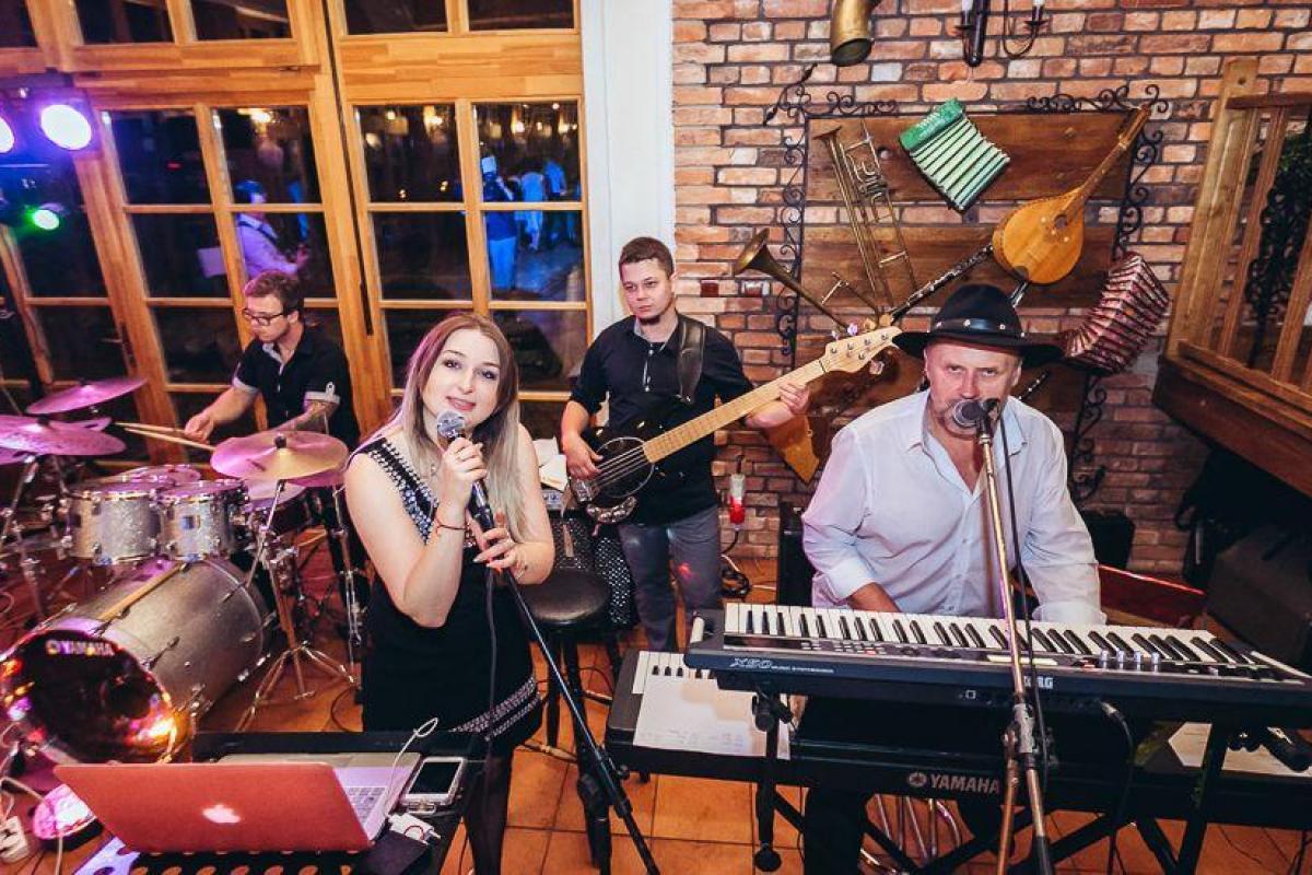 Zespół muzyczny La Banda live
