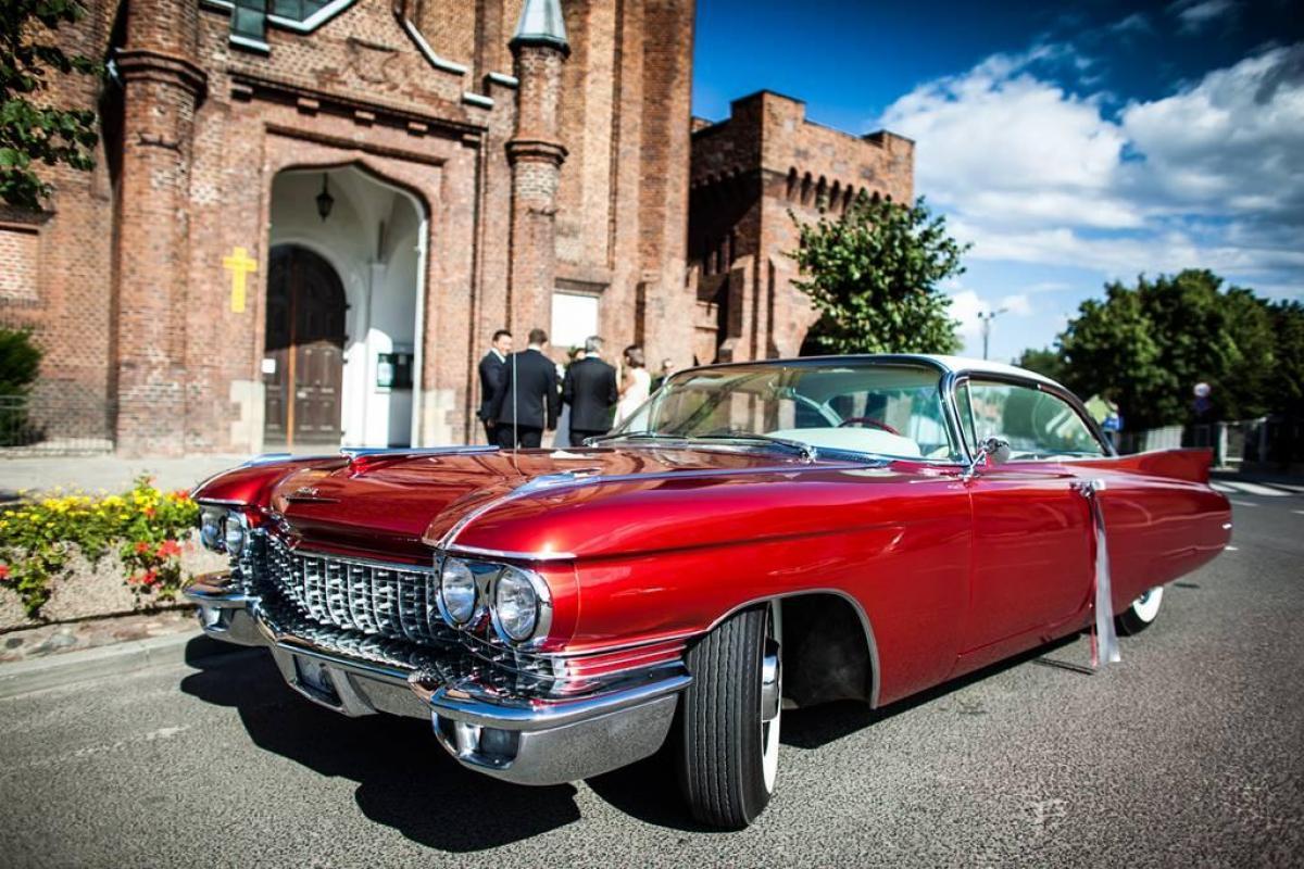 Cadillac, Klasyk, Kabriolet Do Ślubu, Na Wesele