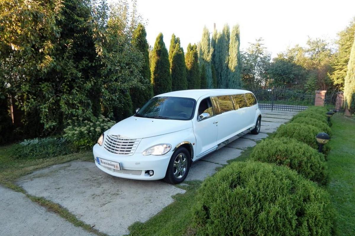 Alfa Chrysler Rolls Excalibur Lincoln replika retro cabrio wynajem limuzyna do Ślubu na Wesele podka
