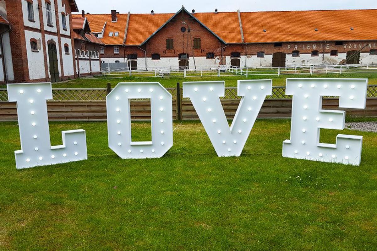 Projekt LOVE - Dekoracje Weselne Elbląg