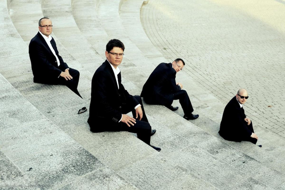 Kwartet smyczkowy Nova Quartet na ślub
