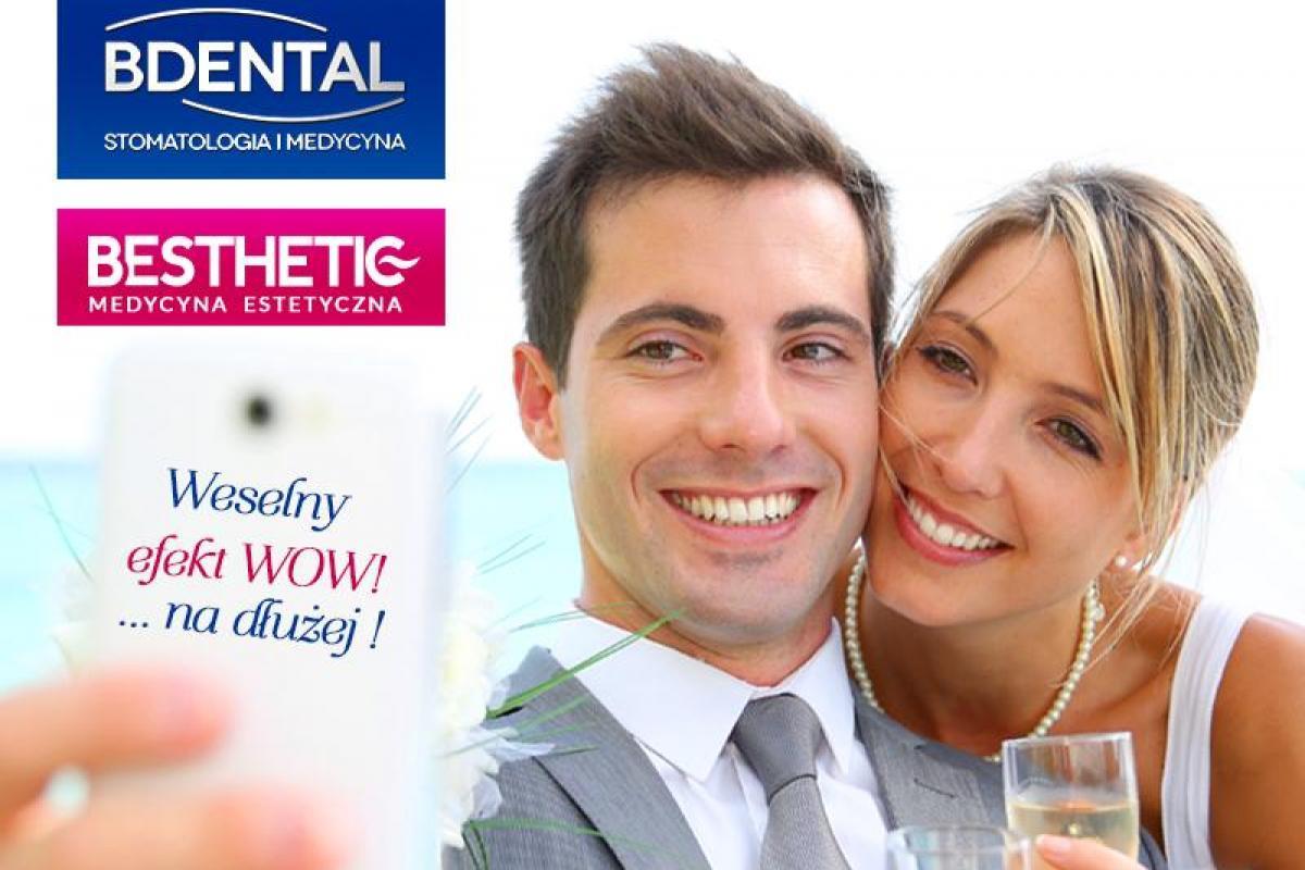 Wybielanie zębów, licówki, medycyna estetyczna