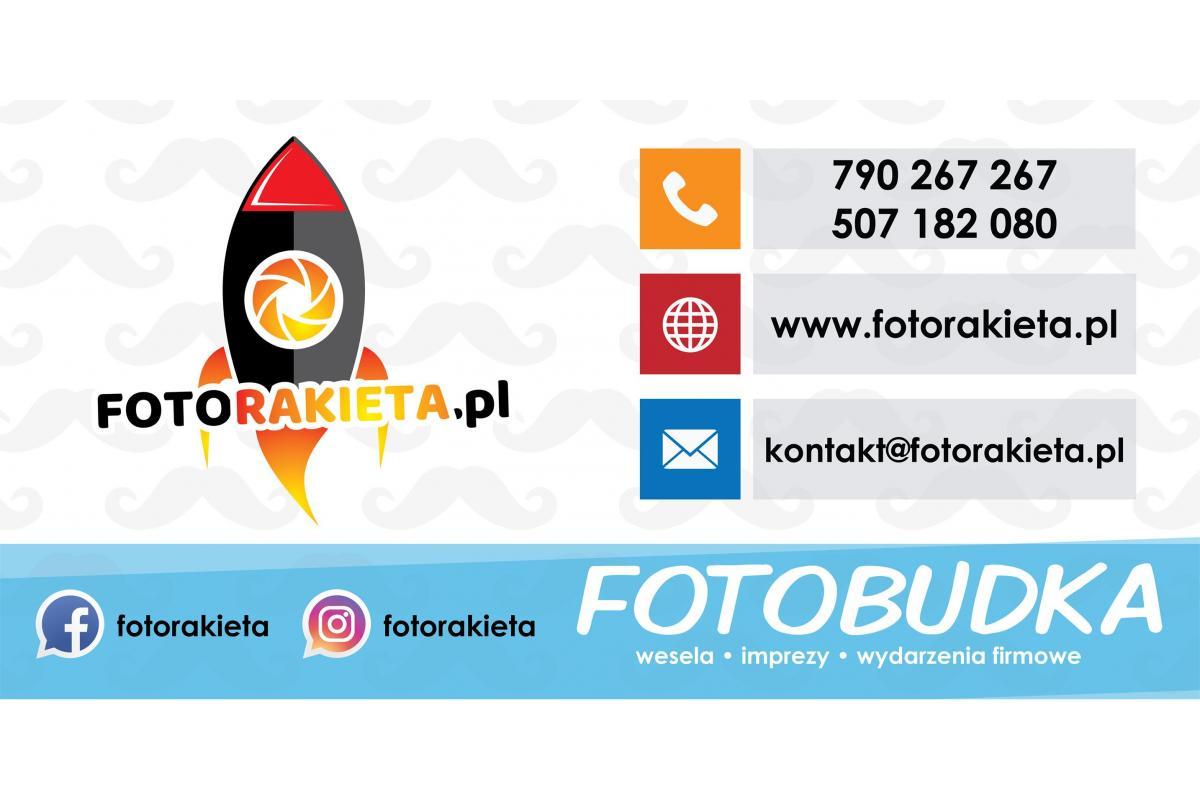 FOTORAKIETA.pl - odlotowa fotobudka