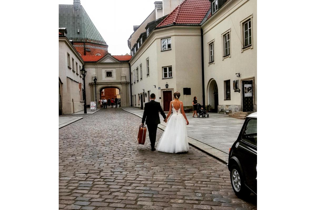 Mini Morris do Ślubu