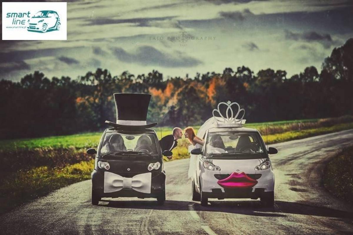 Auto do ślubu, Samochód na wesele - HIT ZAGRANICZNYCH WESEL!