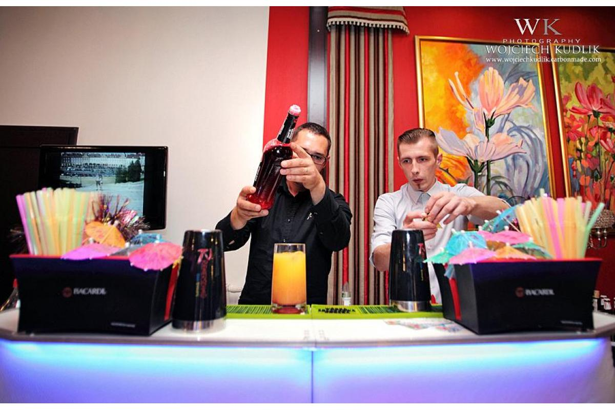 Barmani na wesele,Mobilny Coffe Bar  PRESTIGE-BAR