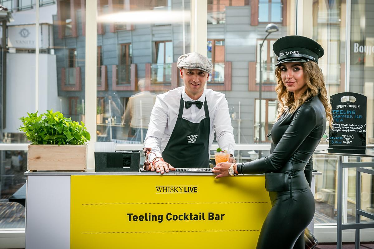 Barman na Twoje Wesele, Wedding Bar Coctailshow