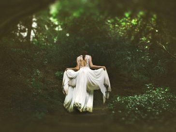 trendy ślubne dla Panny Młodej
