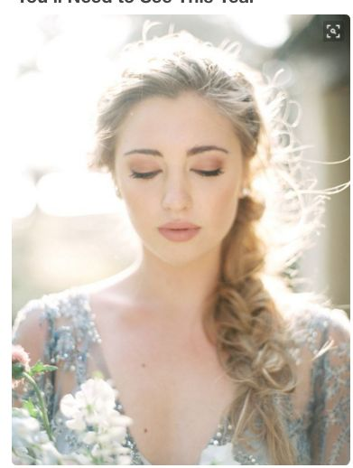delikatny makijaż ślubny