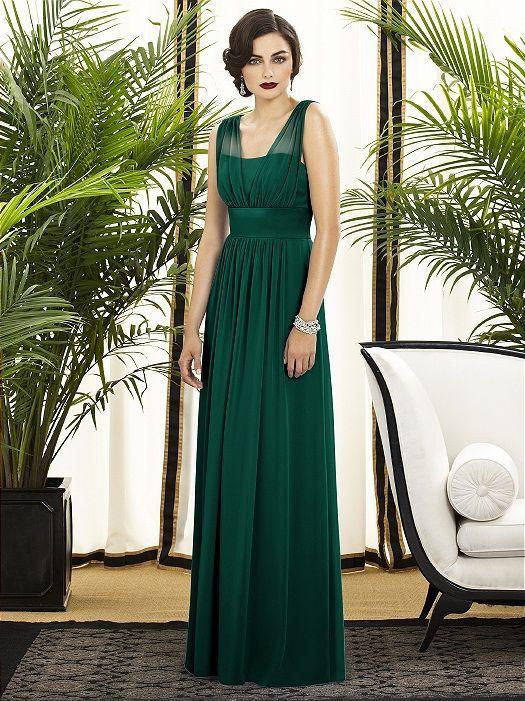 suknie ślubne w zieleni