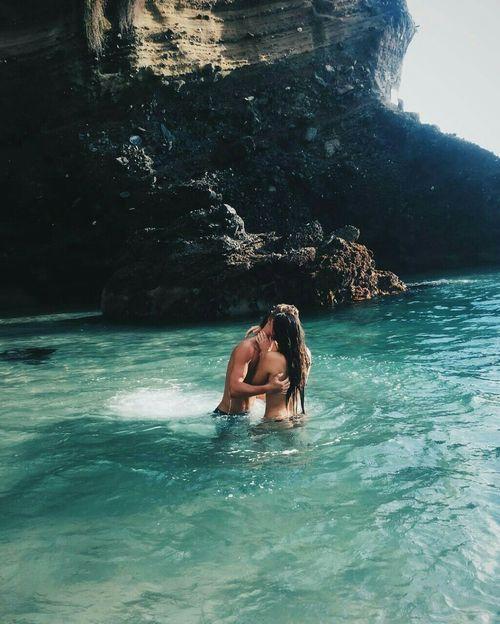 Podróż poślubna nad morze
