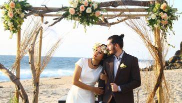 wianki ślubne